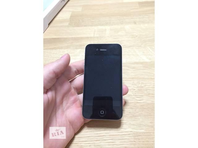 купить бу Продам Iphone 4, в хорошем состоянии в Днепре (Днепропетровск)