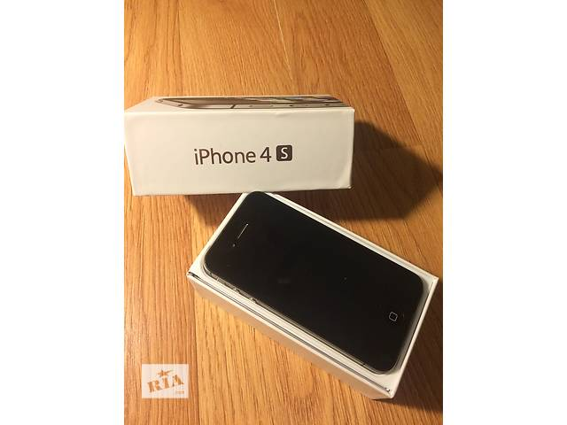 продам Продам iPhone 4s 16gb Black Neverlock бу в Ровно
