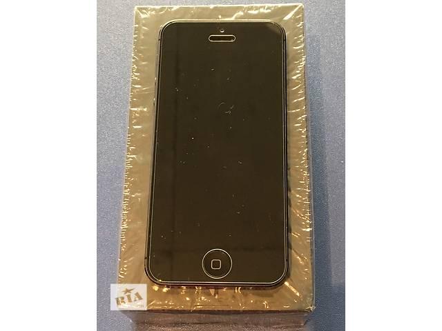 продам iPhone 5/16gb.Black.Neverlock.- объявление о продаже  в Одессе