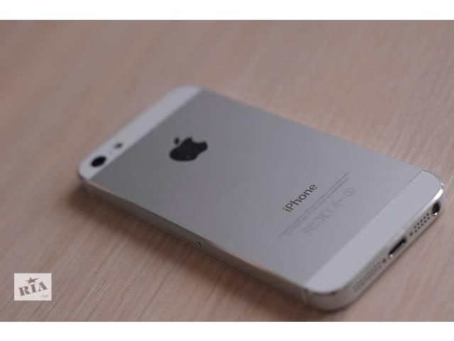 купить бу Продам IPhone 5 в хорошем состоянии! в Тернополе