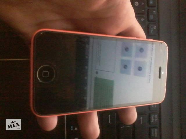 продам Продам iPHONE 5c бу в Одессе