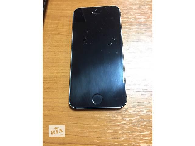 продам Продам iphone 5s 16gb айфон 5з 16гб  б/у. Срочно! бу в Харькове