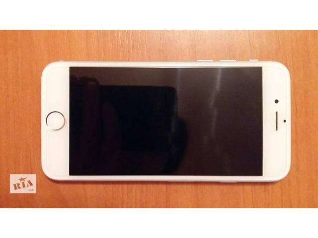 Продам Iphone 6•16 GB. + получите в подарок защитную пльону.- объявление о продаже  в Виннице