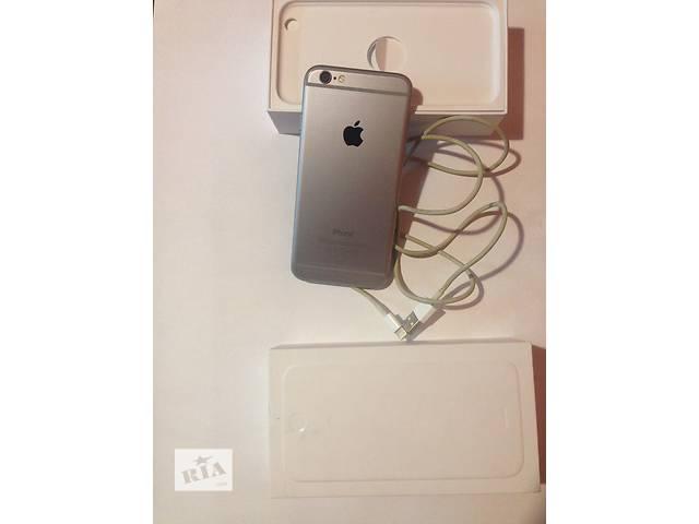 купить бу продам iPhone 6 16 gb в Днепре (Днепропетровске)