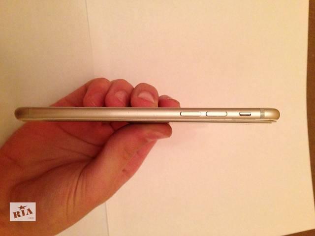 купить бу Продам iPhone 6 16gb neverlock в Львове