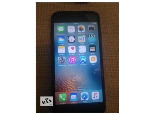купить бу Продам iPhone 6 64 (GB) space gray в Тернополе