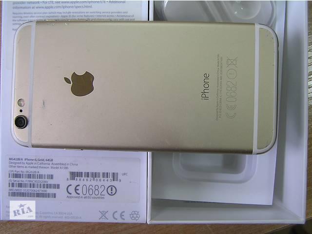 продам Продам iPhone 6!! 64 gb! бу в Киеве