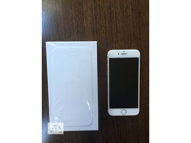 бу Продам iPhone 6 Gold 64GB в Харькове