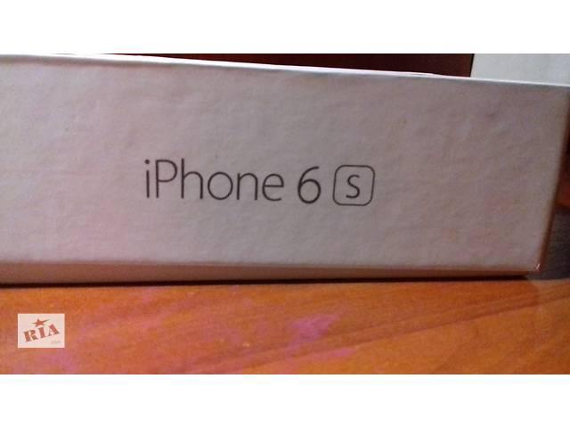 Продам iPhone 6S 16gb Rose Gold(копия)- объявление о продаже  в Ивано-Франковске