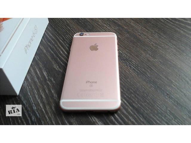 бу Продам Iphone 6S Rose Gold 64 GB в Киеве