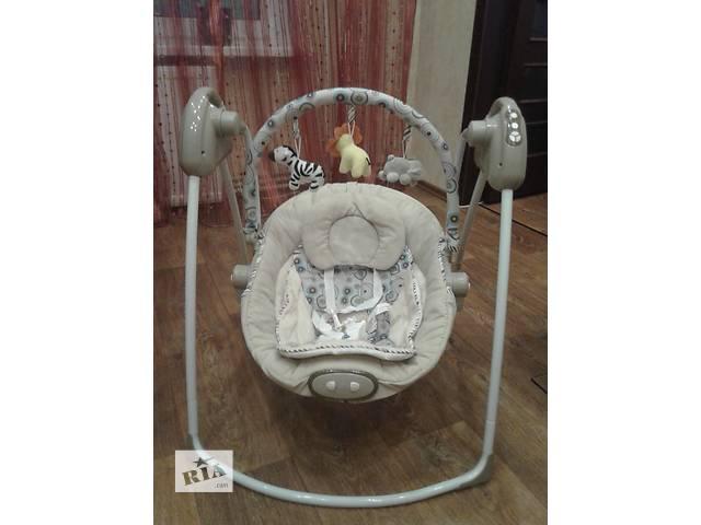 Продам качелю фирмы Tilly baby- объявление о продаже  в Дружковке