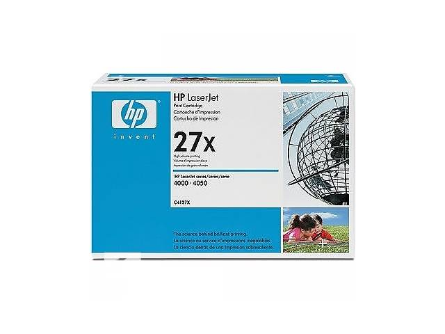 купить бу Продам КАРТРИДЖ HP Laserjet 27X (C4127X) в Львове