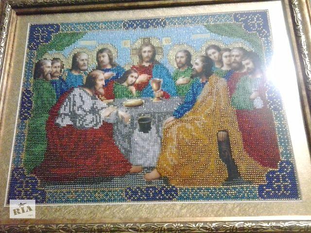 """продам Продам картину """"Тайна вечеря"""" бу в Ковеле"""