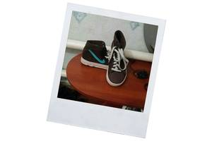 б/у Женские Кеды Nike