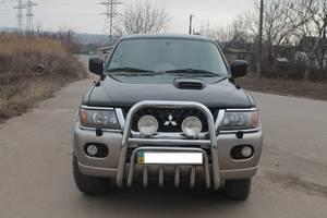 б/у Кенгурятник Mitsubishi Pajero Sport