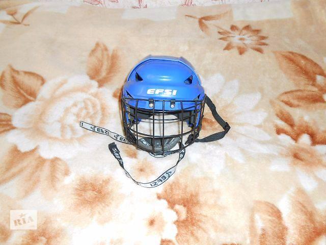 купить бу Продам шлем хоккейный в Николаеве