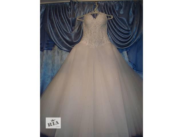 продам Продам хорошее свадебное платье бу в Виннице