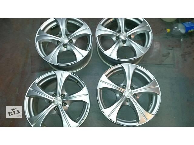 продам Продам хорошие диски R16 5x100 Toyota Subaru Seat Skoda бу в Киеве