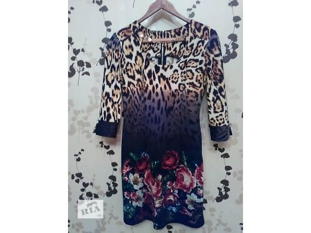 продам Продам классное теплое платье бу в Харькове