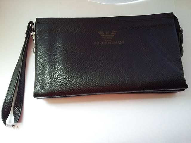 Продам клатч Giorgio Armani - объявление о продаже  в Тернополе
