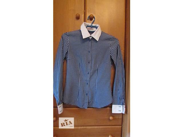 продам Продам клетчатую рубашку бу в Киеве