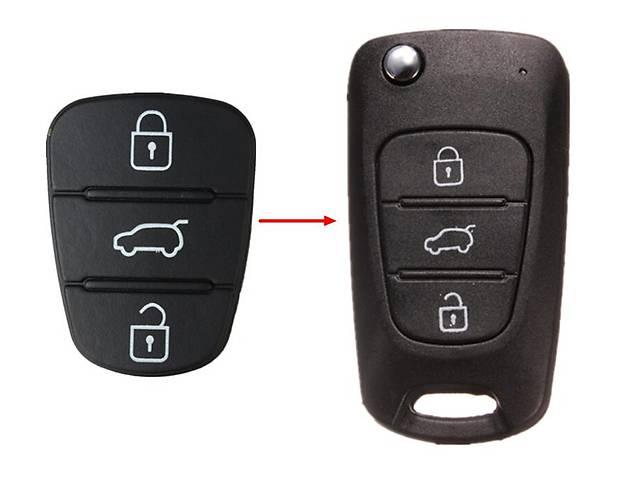 продам Продам кнопки для ключа Kia Sportage, Cerato, RIO бу в Ровно