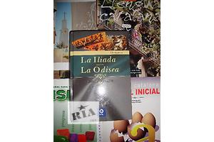 б/у Книги на испанском