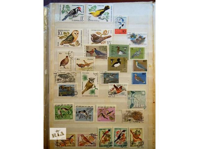 купить бу Продам коллекцию почтовых марок (381)шт. в Обухове (Киевской обл.)
