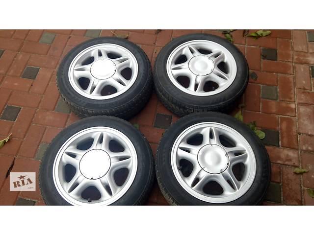 Продам колеса титаны с резиной R-14- объявление о продаже  в Лубнах