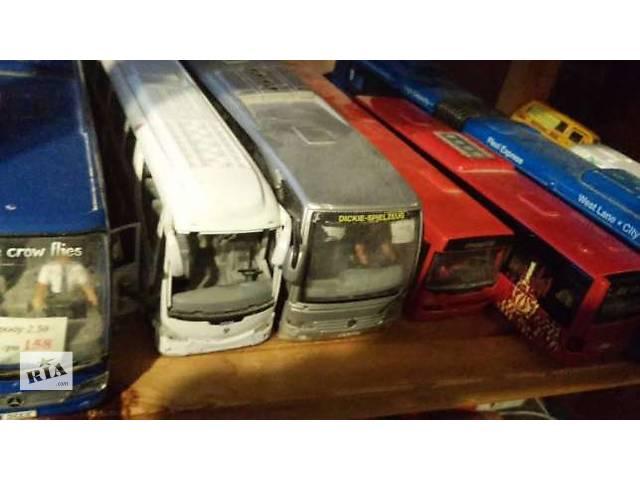 продам Продам коллекцию игрушечных автобусов бу в Киеве