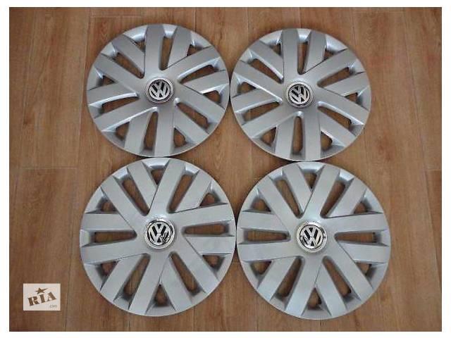 Продам колпаки на Volkswagen R 15 оригинал б/у- объявление о продаже  в Киеве