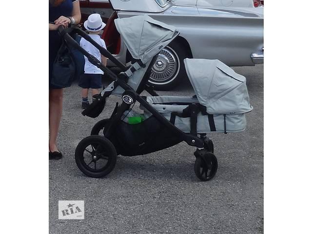 купить бу продам коляску для двух разновозрастных детей в Одессе