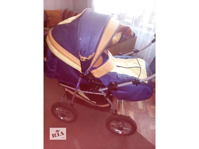 Продам коляску-трансформер- объявление о продаже  в Мариуполе