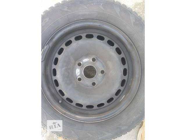 продам Продам комплект дисков(4 шт) стальных r 15 , 6J*15H2 ET 45 5*112  бу в Киеве