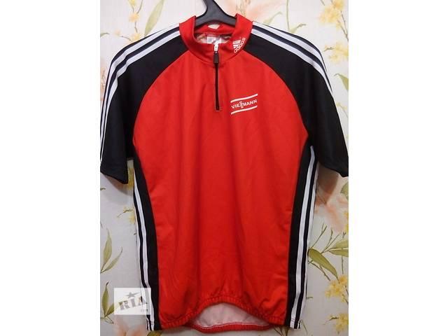 Продам комплект велофутболка и шорты Adidas.- объявление о продаже  в Чернигове