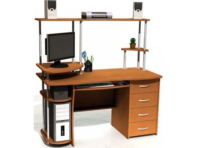 продам Продам компьютерный стол С 222 (новый) бу в Киеве