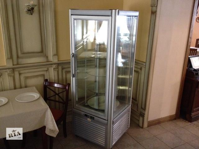 продам Продам кондитерскую витрину бу Tecfrigo Prisma 400 для кафетерия ресторана бара кафе бу в Киеве