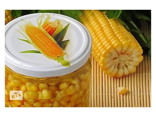 продам консервированную кукурузу- объявление о продаже  в Новой Каховке