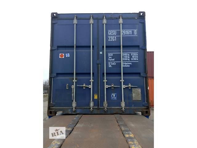 продам Продам контейнер 20 т бу в Одессе