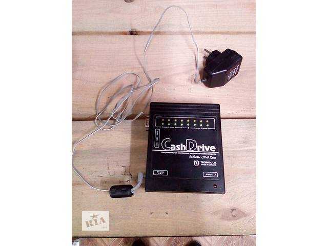Продам контролер сети «CashDrive CD-8 Zeus» б/у в хорошем состоянии, рабочий- объявление о продаже   в Украине
