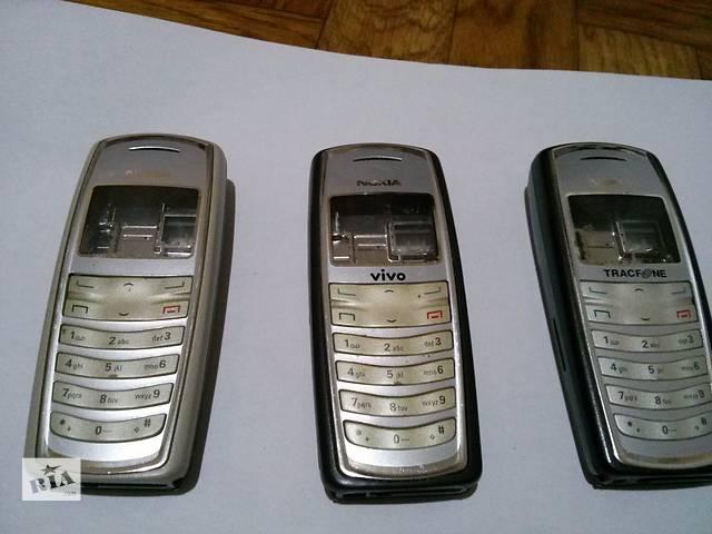 купить бу Продам корпуса к Nokia 2125,2126,2128 (CDMA) оригинал в Киеве
