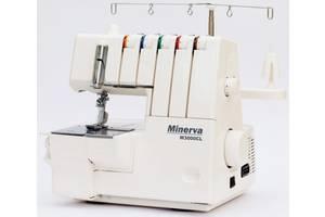 б/у Швейные машинки с оверлоком Minerva