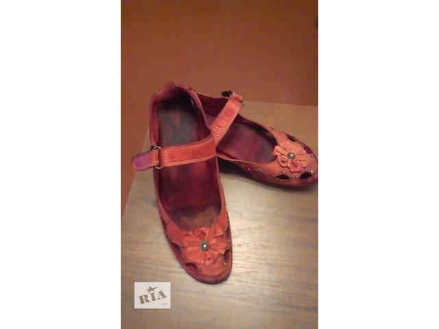 продам Продам кожаные туфли р.37 бу в Киеве