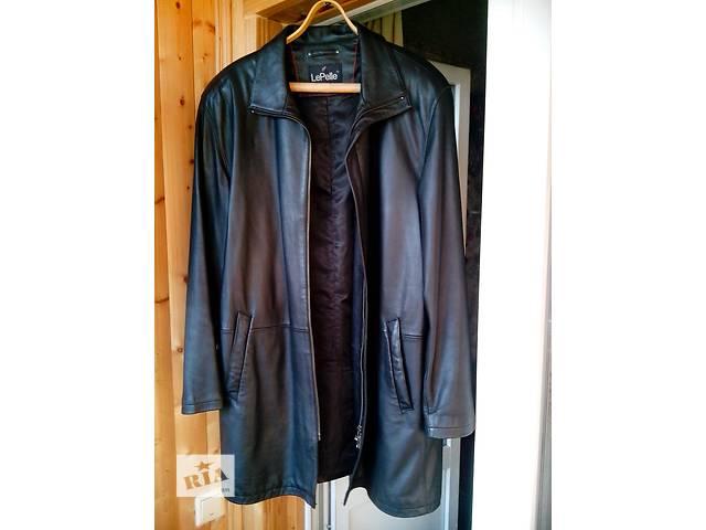 продам Продам кожаный мужской френч бу в Днепре (Днепропетровск)