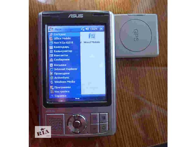 купить бу продам КПК GPS-навигатор ASUS MyPal A 639 в Киеве