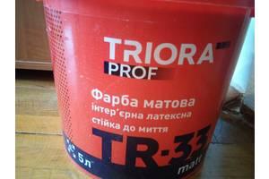 Новые Краски для стен Triora