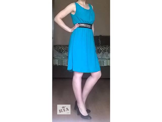 бу Продам Красивое платье 44 размер, состояние нового, одето один раз в Мариуполе (Донецкой обл.)