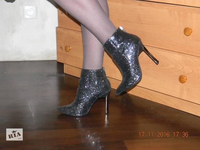 продам красивые нарядные ботиночки- объявление о продаже  в Харькове