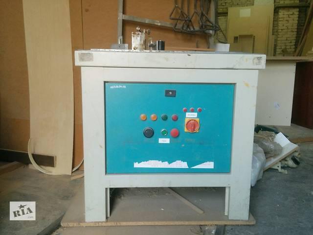 купить бу Продам кромкооблицовочный станок Turanlar CM-70  в Украине