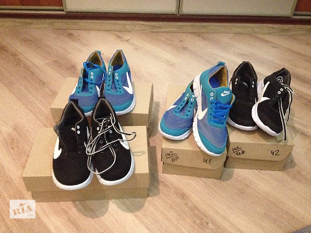 Продам кроссовки Nike Free 5.0 как по отдельности так и оптом.- объявление о продаже  в Северодонецке